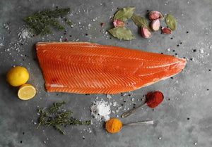 Fresh Whole Trout Fillet - ChalkStream