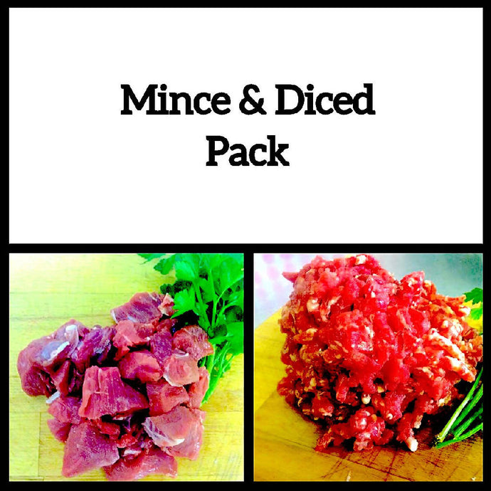 Veal - Mince & Diced Box