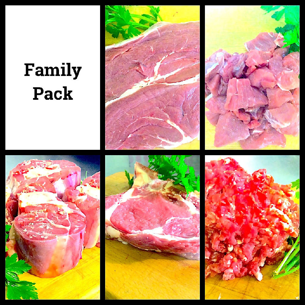 Veal - Family Bundle