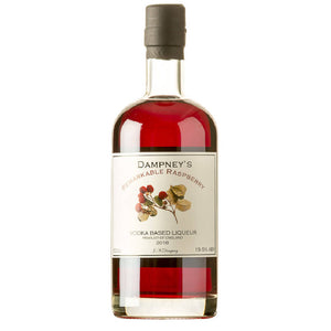 Remarkable Raspberry Vodka