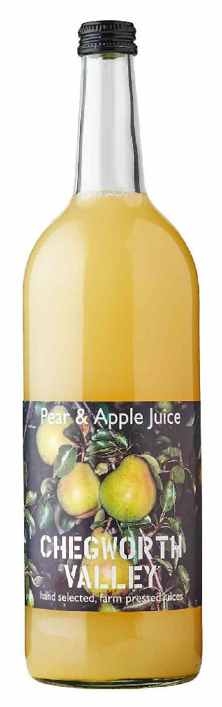 Pear & Apple Juice
