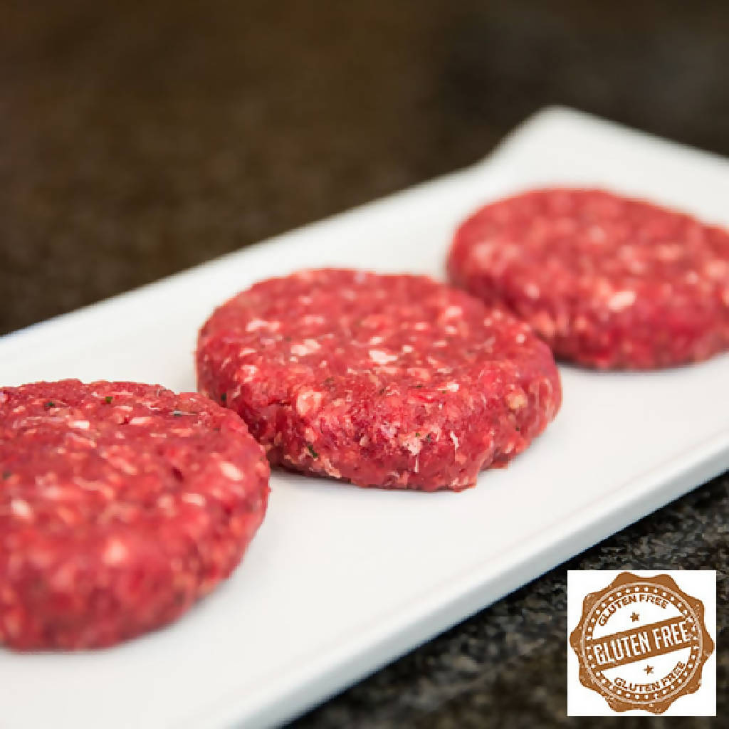 Wild Venison Burger - Harvest Bundle