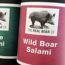 Load image into Gallery viewer, Wild Boar - Black Truffle Salami 250g