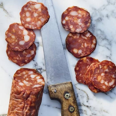 Pork and Venison Pepperoni 80g