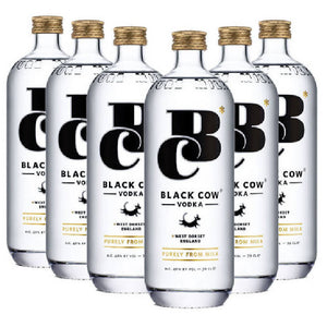6 X Pure Milk Vodka 70cl
