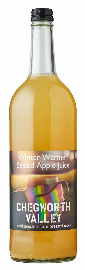 Winter Warmer Spiced Juice