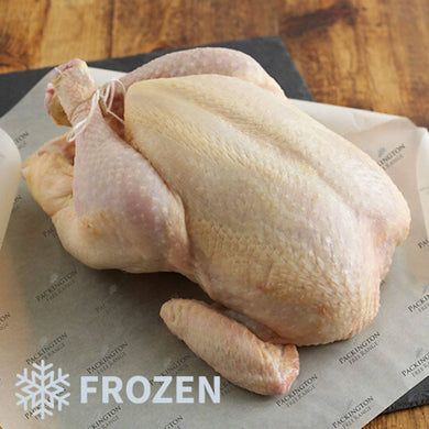 Frozen Cockerel (4 to 5kg) - Harvest Bundle