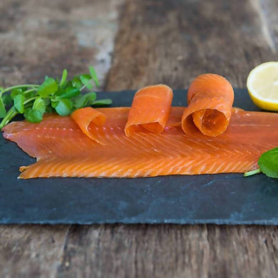 Cold Smoked ChalkStream Trout