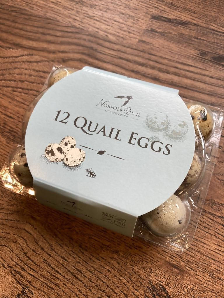 Large Quail & Eggs Box - Pre Order