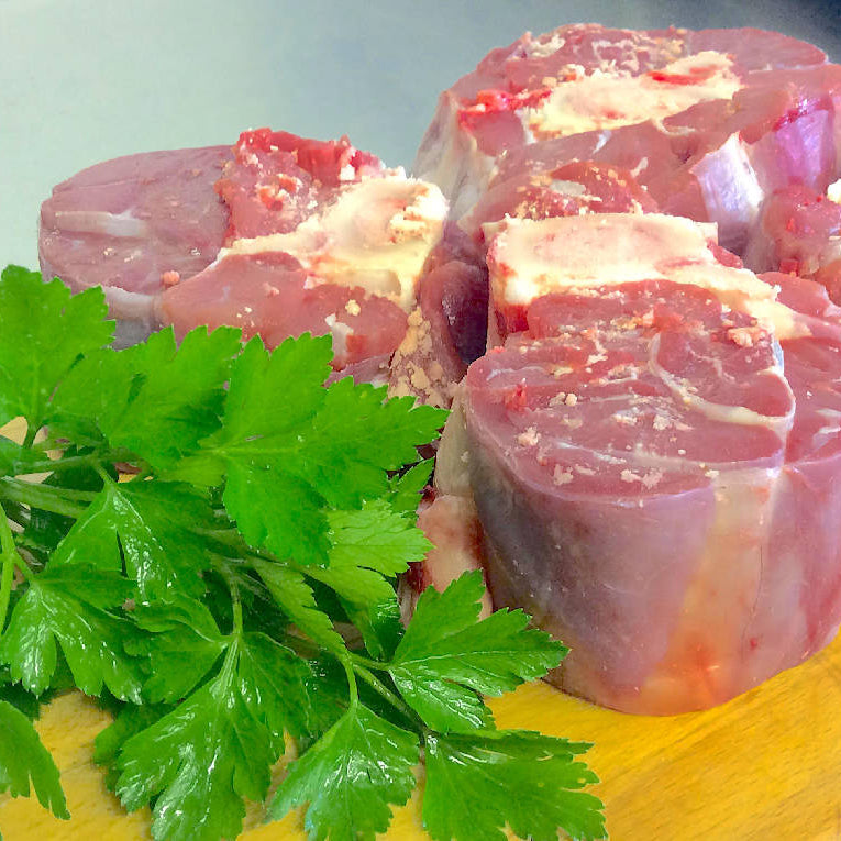 Veal - Osso Buco