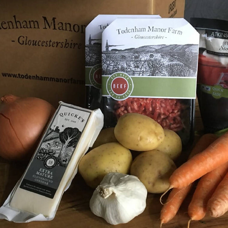 Cottage Pie Meal Box