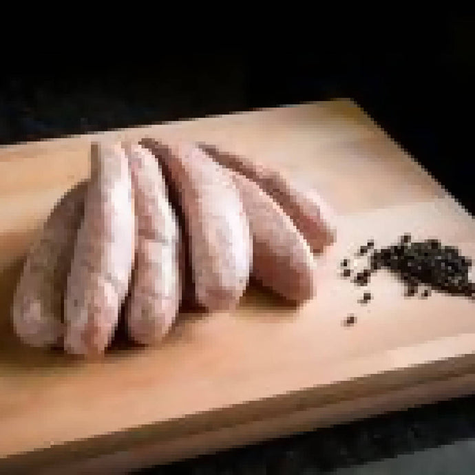 Cracked Pepper Sausage