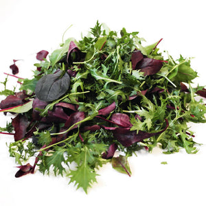 British Baby Leaf Salad