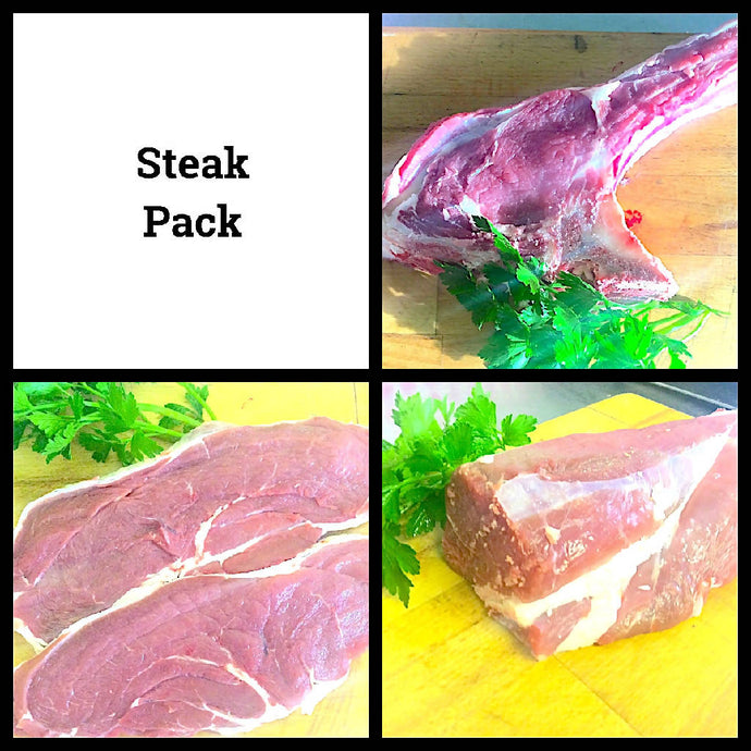 Veal Steak Pack