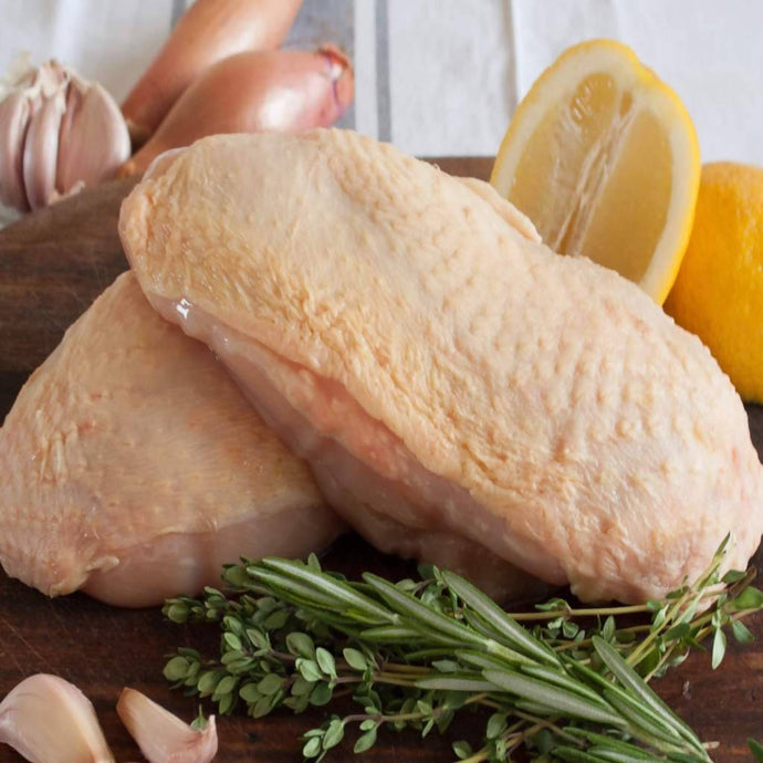 Free Range Chicken Fillets - Pack of 2 (500g) - Harvest Bundle