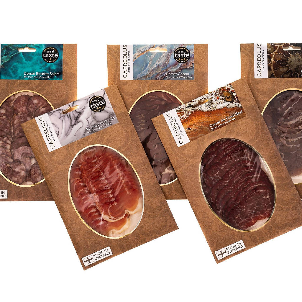 Mixed Charcuterie - 3-Pack Bundle - Party Platter