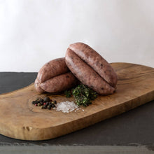 Load image into Gallery viewer, Black Pudding Sausages