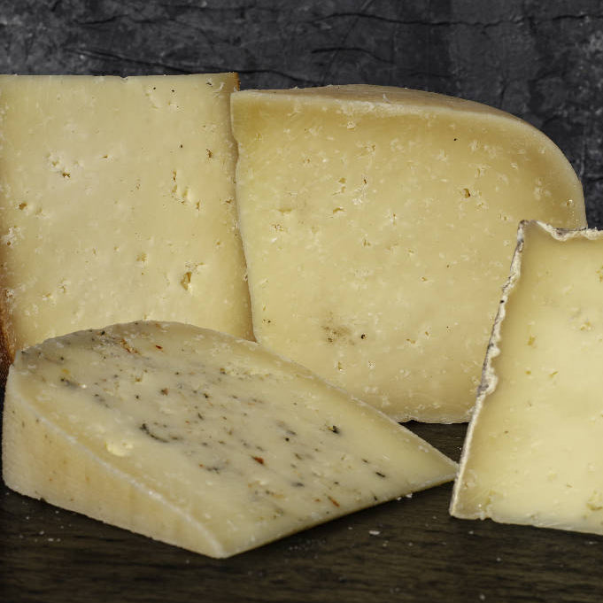 Selection of Lyburn Cheese