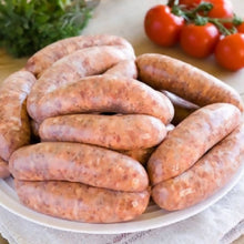 Load image into Gallery viewer, Pork, Tomato & Herb Sausages