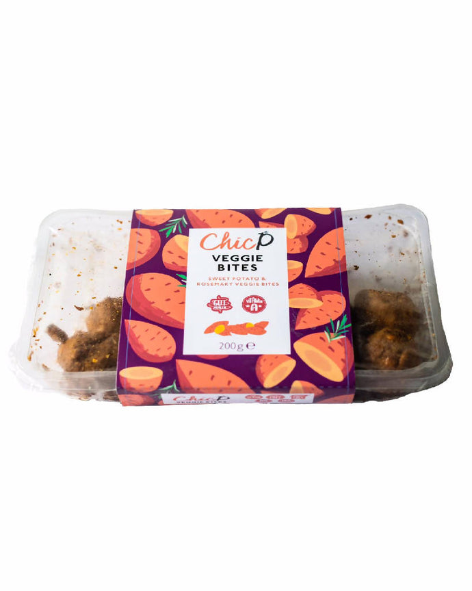 ChicP Veggie Sweet Potato Bites
