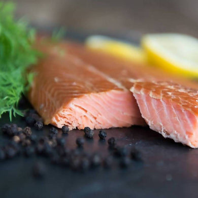 Hot Smoked ChalkStream® Trout