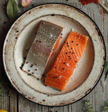 Load image into Gallery viewer, 6 Twin Packs - Fresh ChalkStream® Trout Steaks - (12 x 130g steaks)