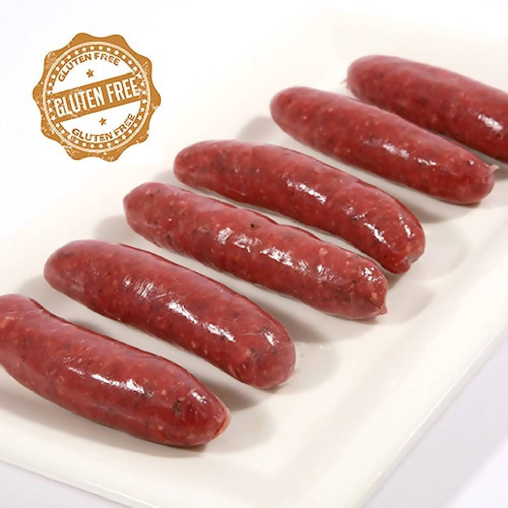 Wild Venison Sausages - Harvest Bundle