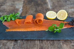 Cold Smoked ChalkStream® Trout