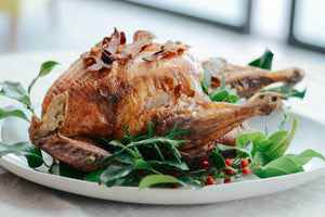 Free Range Bronze Christmas Turkey - Harvest Bundle