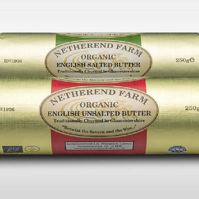 Netherend Farm Butter
