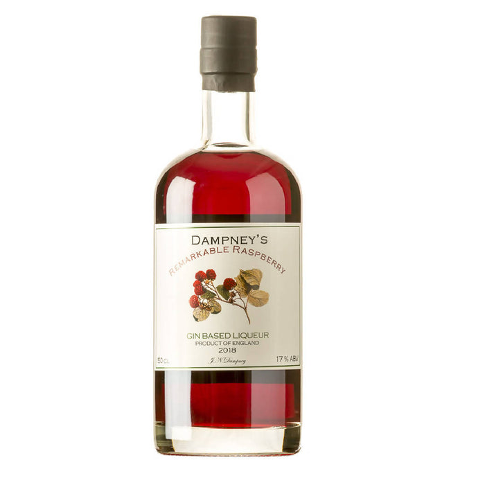 Remarkable Raspberry Gin
