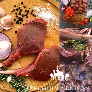 Harvest Bundle venison Box
