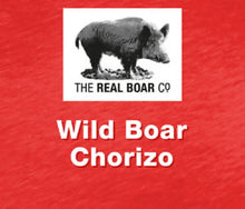 Load image into Gallery viewer, Wild Boar Chorizo 100g