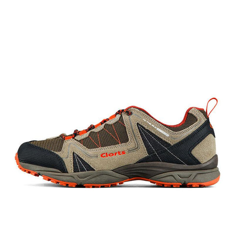 Outdoor breathable waterproof climbing low shoes1116