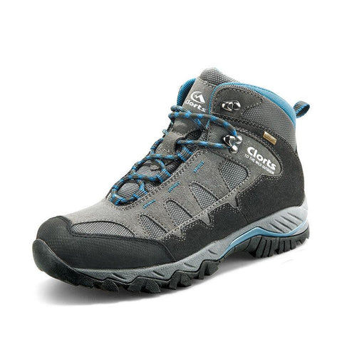Outdoor breathable waterproof climbing high shoes1123