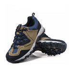 Outdoor breathable waterproof climbing low shoes 1117