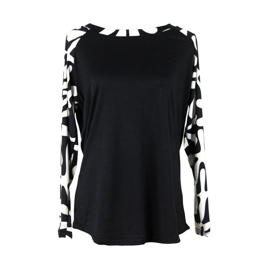 hello mello ink blot total bliss lounge top
