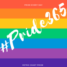 Load image into Gallery viewer, #Pride365 T-Shirt