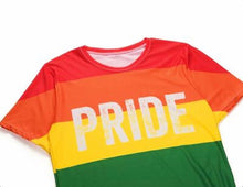 Load image into Gallery viewer, Pride Flag T-Shirt