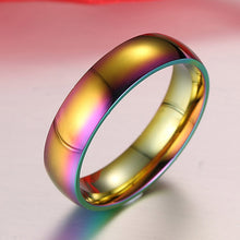 Load image into Gallery viewer, Pride Rainbow Ring (Unisex)