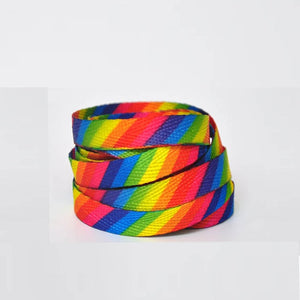Rainbow Shoelaces