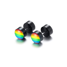 Load image into Gallery viewer, Pride Stud Earrings