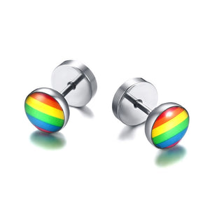 Pride Stud Earrings