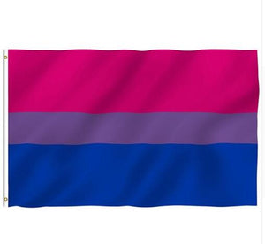 Bisexual Pride Flag (90x150cm/3x5ft)