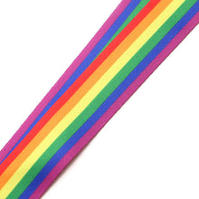 Load image into Gallery viewer, Rainbow Pride Lanyard