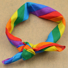 Load image into Gallery viewer, Rainbow Bandana