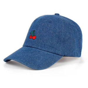 cherry cap_HATLIKEDAD_Cap_baseball_hats_and_caps