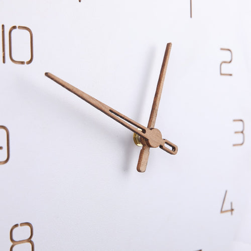 Simple Silent Wall Clock