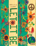 "Let it Be (20"" Art Pole)"
