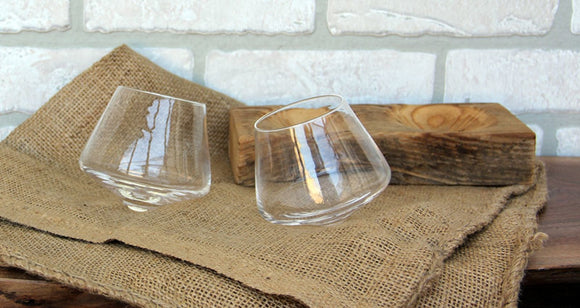 Tad Glass Pair